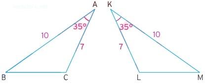 kenar açı kenar eş üçgenler