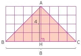 üçgenin alanı